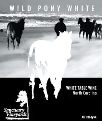 Wild Pony White