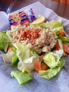 Lump Crabmeat with Granddaddy Salad